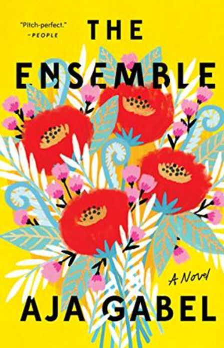 Book cover of The Ensemble